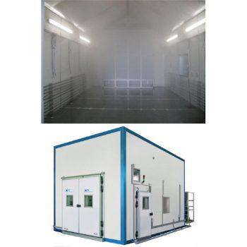 Customised Salt Fog Test Chamber