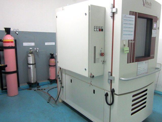 corrosive gas test