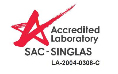 SAC Calibration Accreditation